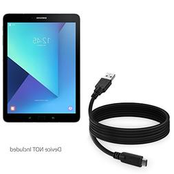 BoxWave Samsung Galaxy Tab S3 Cable,  USB C Charge and Sync