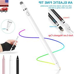 Sensitive Rechargeable Touch Screen Stylus Pencil Pen For Ta