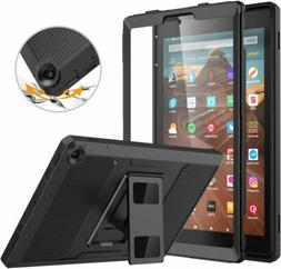 MoKo 100% Shockproof Full Body Rugged Cover Case for Amazon