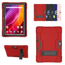 Shockproof Rugged Hybrid Hard Case Cover For Dragon Touch K1