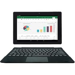 Simbans Tango 10 inch tablet with Keyboard 2-in-1 Android 6.