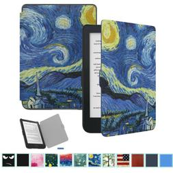 MoKo Sleep Wake Up Slim Protective Cover Case for Kobo Clara