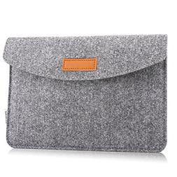 MoKo Sleeve for 7-8 Inch Amazon Tablet, Protective Felt Case