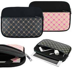 "Slim 10"" Inch Sleeve Carrying Case Cover Bag for 10"" - 10.1"""
