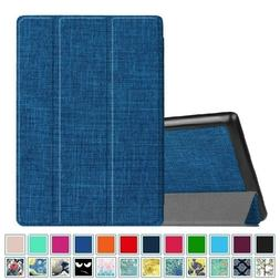 Fintie Slim Case Cover For All-New Amazon Fire HD 8 Tablet 7
