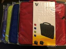 Slim Sleeve Carrying Case Bag w/Handle for Variety of Tablet
