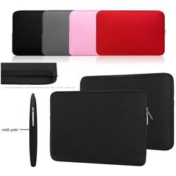 """Soft Neoprene Case Cover Bag Pouch Fits10""""/10.1""""inch Android"""