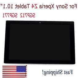 For Sony Xperia Tablet Z4 SGP712 SGP771 LCD + Touch Screen D