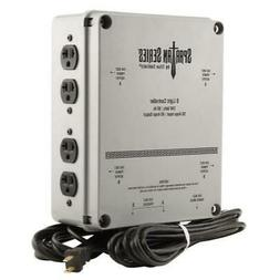 Titan Controls Spartan Series 8 Light Controller 240V -timer