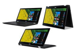 Acer Spin 2in1 Touchscreen 15.6 Convertible laptop/tablet,i3