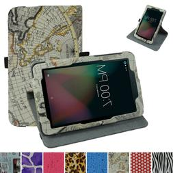 "Sprint Slate 8"" Tablet Rotating Case,Mama Mouth 360 Degree R"