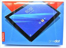 "Lenovo - Tab4 10 - 10.1"" - Tablet - 32GB - Slate Black"