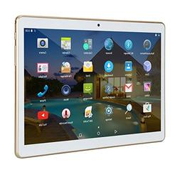 "10 inch Tablet Android 10.1"" IPS Octa Core 4GB RAM 64GB ROM"