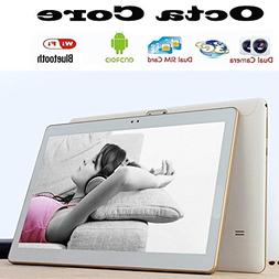 Batai 10 Inch Tablet Pc Android 6.0 Tablets PC Octa Core RAM