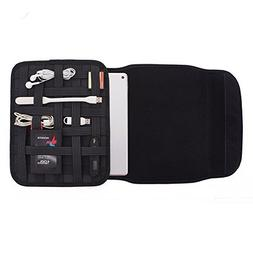 SPATTR Tablet bag sleeve with organizer Protective Pouch Bag