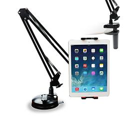 Sagetec Tablet Holder, Two Mounting Options, 360 Rotation, H