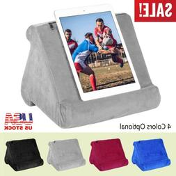 Tablet Phone Pillow Holder Mult-Angle Stand Foam Reading Bed
