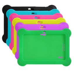 Tablet Soft Rubber Case Silicone Protective Cover For 7 inch