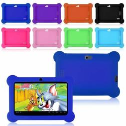 Silicone Soft Gel Protective Back Case Cover For 7 Inch Andr