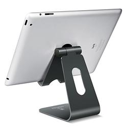 Tablet Stand Multi-Angle, Lamicall Tablet Holder: Desktop Ad