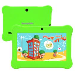 """Alldaymall 7"""" Tablets for Kids with Wi-Fi Android Quad Core"""