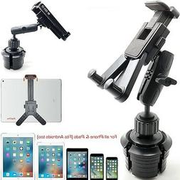 Tablets & Smartphone ROBUST ARM Car Cup Holder Mount Galaxy