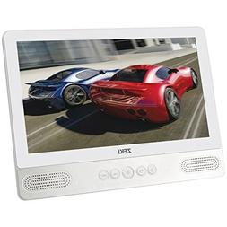 "Zeki TBDV986W 9"" Android 5.1 Quad-Core 8GB Tablet with DVD P"