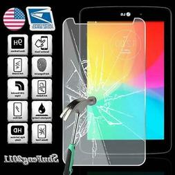 """Tempered Glass Screen Protector Cover Film For 7"""" 8"""" 8.3"""" LG"""