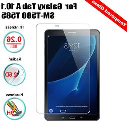 Tempered Glass Screen Protector For Samsung Galaxy Tab A 10.