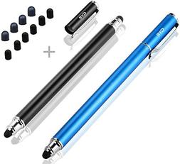 Bargains Depot  2-in-1 Stylus/Styli 5.5-inch L with 10 Repla