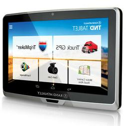 Rand McNally TND Tablet 70 Advanced Truck GPS + Android tabl