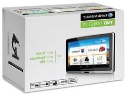 RAND MCNALLY TND7TAB TND Tablet 70 with 7 Display GPS and Da