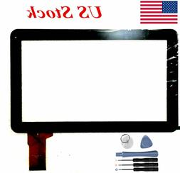 "Touch Screen Digitizer Panel glass for 10.1"" inch Dragon Tou"