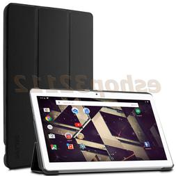Tri-fold PU Leather Stand Case Cover For NeuTab N11 Plus 10.