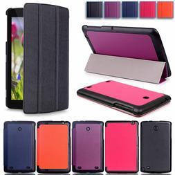 Ultra Slim Smart Shell Pu Leather Tri-Fold Stand Case Cover