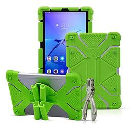 Universal 8.9~10.1 inch Tablet Case, Shockproof Silicone Pro