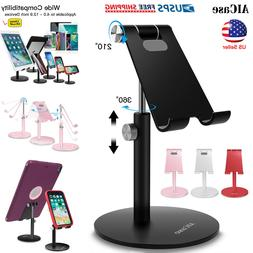 Universal Aluminum Desktop Desk Stand iPad Tablet iPhone Sam