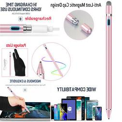 Universal Capacitive Touch Screen Stylus Pen For iPhone iPad