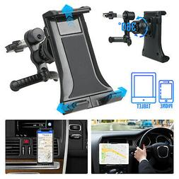 """Universal Car Mount Air Vent Holder Stand Cradle for 4-10.5"""""""