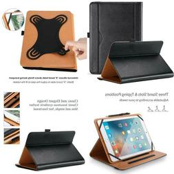 Procase Universal Case For 9-10 Inch Tablet, Stand Folio Uni