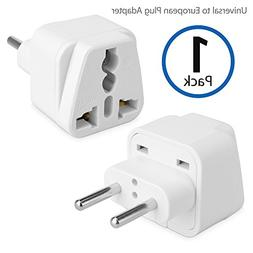 Plug Adapter, BoxWave  Universal to Type F Socket Converter