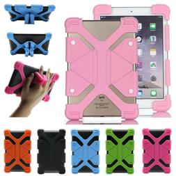 Universal Flexible Silicone Case Kids Shock Proof Cover For