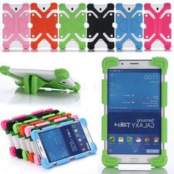 Universal Flexible Silicone Case Kids Shockproof Cover For 7