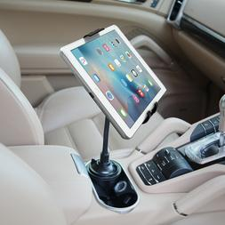 Universal Heavy Duty Car Cup Holder Tablet Mount Holder for