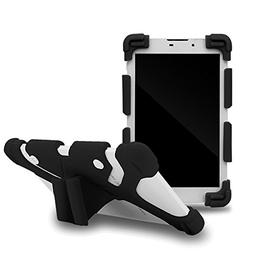 """Sinbad Universal 7-8"""" Shockproof Silicone Cover Case Stand f"""