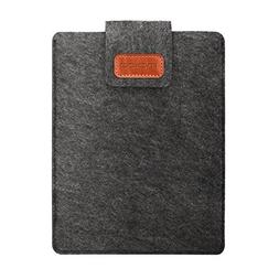 MoKo iPad Mini 4 Universal Sleeve Bag, Protective Felt Table