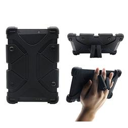 Universal 8 inch Tablet Case, Silicone Protective Standing C