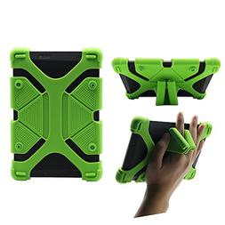 Universal 8 inch Tablet Case, Shockproof Silicone Protective
