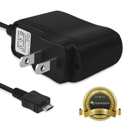 Universal Travel AC Wall Charger Power Supply Micro USB Cabl