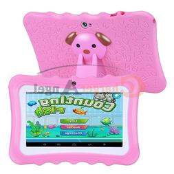 """Upgraded Android 6.0 7"""" 16GB Quad Core Kids Children Tablet"""